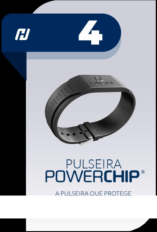 Pulseira Powerchip - Haiflex