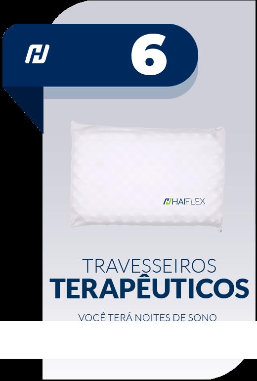 Travesseiros Terapêuticos - Haiflex