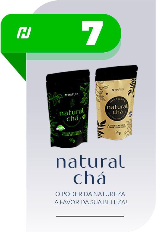 Natural Chá - Haiflex