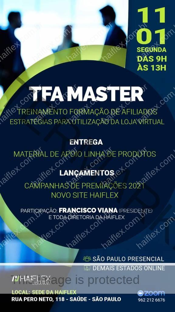 TFA Master - Haiflex