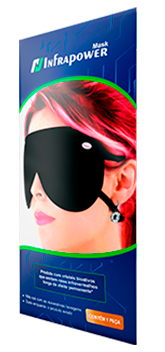 Máscara Infrapower - Haiflex